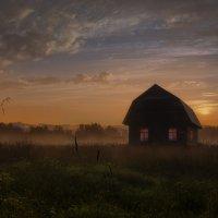 Домик в деревне :: Михаил Александров