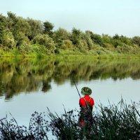 На рыбалке... :: Юрий Поддубный