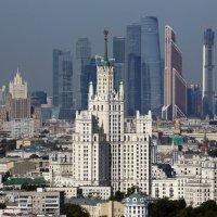 Москва :: Михаил Бибичков