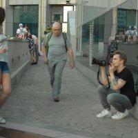 Будни фотографа. :: Александр Бабаев