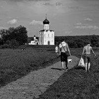 А мы за рыбой! :: Владимир Шошин