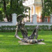 В Губернаторском саду Ярославля :: Natalia Harries