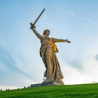 Мамаев курган :: Oleg