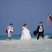 Свадьба по-тайски :: Лариса