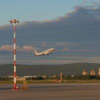 Путешествие зарубеж, как правило начинается со взлёта ) :: Alexey YakovLev