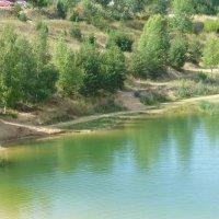 Озеро Изумрудное (Карьер) :: Наиля