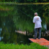 Сказка о рыбаке :: Александр