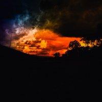 sky color :: Max Kenzory Experimental Photographer