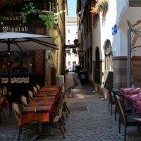 Городские кафе ... :: Алёна Савина