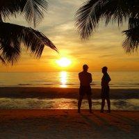 Тайский закат :: Лариса