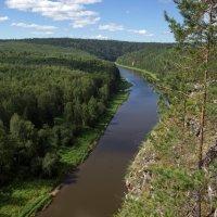 Река Чусовая :: Александр Кафтанов