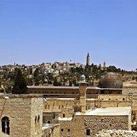 прогулка по Иерусалиму :: Александр Корчемный