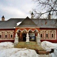 Саввино-Сторожевский монастырь :: Елена (ЛенаРа)