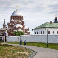 Свияжский Иоанно-Предтеченский монастырь :: Сергей