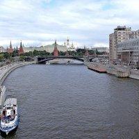 Центр Москвы :: Леонид leo