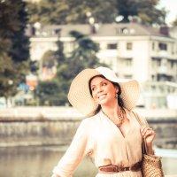 Счастливая женщина :: Anna Klaos