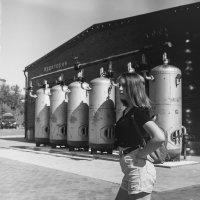 «Anna at the Bread factory №9» (2) :: Andrew Barkhatov