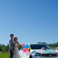 Жених и невеста :: Юлия Карманова
