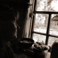У окна... :: Светлана Рябова-Шатунова