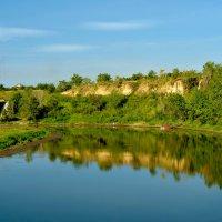 Утро на реке. :: Анатолий