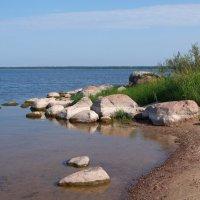 Озерная прохлада :: lady v.ekaterina