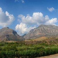 Крит Долина реки Куртальотис :: Priv Arter