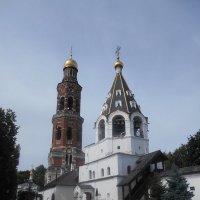 Колокольни Иоанно-Богословского монастыря :: Tarka