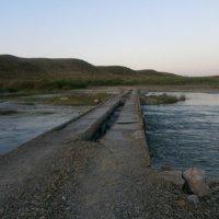 Переправа через реку :: Вячеслав & Алёна Макаренины