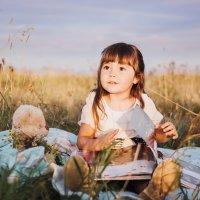 Маленькая принцесса :: Наташа Рюрикова