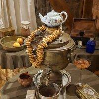 Чаю ... :: Лариса Корж