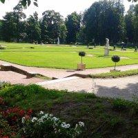Голландский садик в Гатчине :: Ирэн