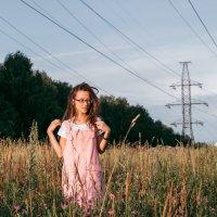лето на районе :: Мария Вишнева