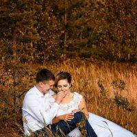 брусничная свадьба :: Роман Дудкин