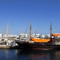 Море, порт г. Монастир :: Алёна
