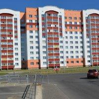 Дом в Рогачеве :: Александр Сапунов