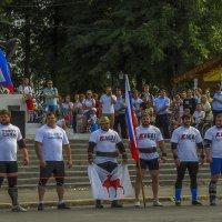Силачи из Нижнего Новгорода :: Сергей Цветков