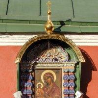 «Троеручица» Успенского храма :: Сергей Лындин