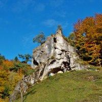 Осень  в  Франконской  Швейцарии :: backareva.irina Бакарева