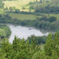 Сплав по реке Белой :: Вера Щукина