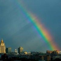 Московский спектр видимого излучения :: Евгений Коркин