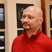 Альберт - керівник художнього музею :: Степан Карачко