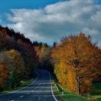 По  дорогам  золотого  октября, Франконская  Швейцария :: backareva.irina Бакарева