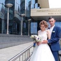 свадебная прогулка  Государственный концертный зал имени А. М. Каца :: Евгений Красношапка
