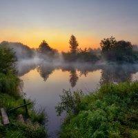 Слышен лязг невидимых уключин...© :: Roman Lunin