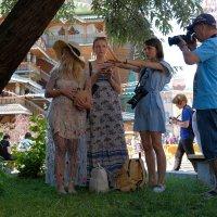 Измайловский Кремль.  Фотофестиваль  19.08. :: Олег Пучков