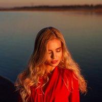 Волосы Дарьи :: Женя Рыжов