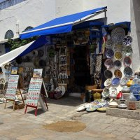 Магазинчик в Сиди Бу Саиде :: Алёна