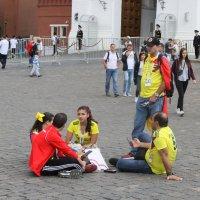 чм  2018  Колумбийцы :: vladimir bodik