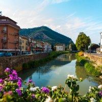 Канал в Монселиче (Италия) :: Андрей Крючков