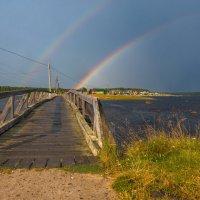Мост к радуге :: Владимир Брагилевский